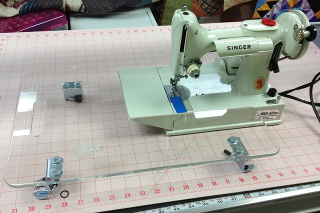 Feather Mate Sew AdjusTable ®