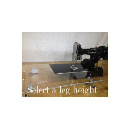 Feather Mate Extension Table  on vintage Featherweight machine